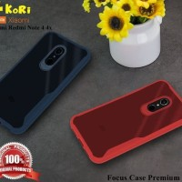 Softcase iPaky Focus Case Casing Silicone for Xiaomi Redmi Note 4 4x