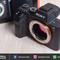 Secondhand - SONY A7 Mark II - BO 6368 - Gudang Kamera Malang