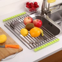 R692 Rak Pengering / Kitchen Sink Rack / Folding Dish Drying Rack