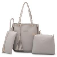 Harga promo tas wanita perempuan 3pcs tassel elegant handbag | Pembandingharga.com