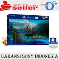 PS4 SONY Playstation 4 Pro 1 TB Bundle God Of War 4