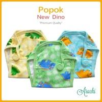 Harga 3 pcs popok kain bayi aruchi bahan lembut isi 3 pcs | antitipu.com