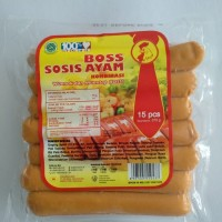 Boss// Sosis // Ayam// Isi 15//375g