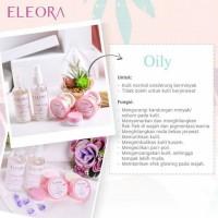 Eleora Diamond oily / perawatan wajah berminyak parah bpom pemutih