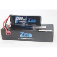 Zeee 2200mah 3s 11.1v 60c Lipo Battery
