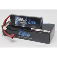 Zeee 2200mah 3s 11.1v 30s Lipo Battery