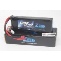 Zeee 5200mah 3s 11.1v 50c Lipo Battery
