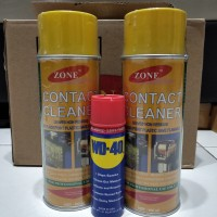 Contact cleaner Zone