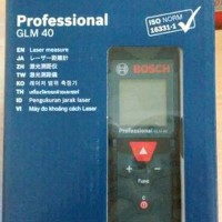 Bosch GLM 40 - alat ukur meteran laser digital Best Deals