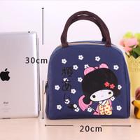 Kimono girl - 167 Lunch bag Tas bekal dgn lapisan penahan panas