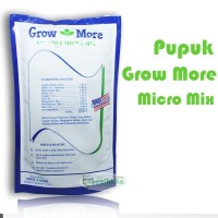 Pupuk GrowMore Soluble Micro Mix