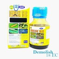 Insektisida Demolish 18 EC - 50ml - Abamektin