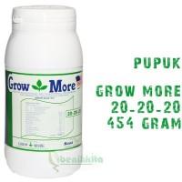 Pupuk/Nutrisi NPK GrowMore Seimbang 20-20-20 (454gr)