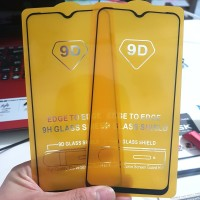 TEMPERED GLASS FULL LEM 9D FOR SAMSUNG M20 GALAXY M20 NEW 2019 - BLACK