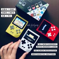 Gameboy PokeGear Emulator Clone GBA GBC FC NES GB SMS