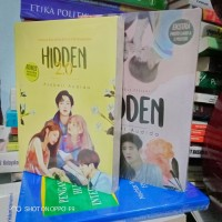 Novel 1 Set - HIDDEN 1 dan 2 - Assabel Audida
