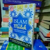 Buku - ISLAM ITU MUDAH - Ust Abdul Somad