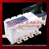 Change Over Switch socomec 4Pole 630Ampere Manual COS/Ohm Saklar