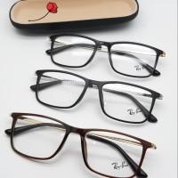 Rayban frame kacamata + Lensa minus/plus/cylinder