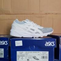 Asics Gel Kayano Trainer Knit / Sneakers Pria Dan Wanita / Sepatu