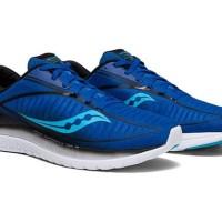 Sepatu Lari Saucony Kinvara 10 Original - Blue White