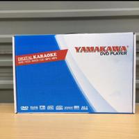 DVD PLAYER YAMAKAWA..DVD..USB movie divx dan SRT SUPPORT karaoke - Mer