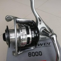 ( Spining Reel Ryobi AP POWER II 6000 Full Metal