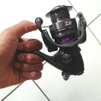 ( Daiwa prorex XR2500RA double spool aluminium body reel spinning 2500