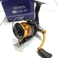 ( Reel Spinning Daiwa Lt 2500-XH Power Handle Max Drag 10kg