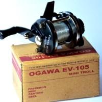 ( Reel pancing, mini troll . ogawa ev-105