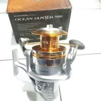 ( Spining reel SEAHAWK OCEAN HUNTER 7000 7+1 Ball Bearing, alat