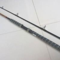 ( Joran Casting Spining Pioneer Fire 210cm, alat pancing murah