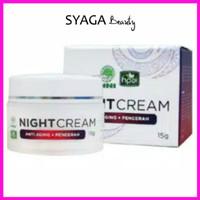 Harga beauty night cream mencerahkan meremajakan kulit anti kerut | antitipu.com