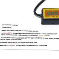 DRX Keylock System - Kunci Kontak Rahasia Motor Universal