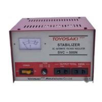 Toyosaki SVC-500N Stabilizer 500watt / Stabilizer 500 watt 500w