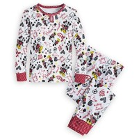 Harga disney store usa mickey and minnie mouse pj pals piyama | Pembandingharga.com