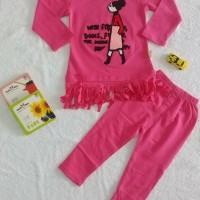 Baju Setelan Anak Cewek   Baju Anak Import