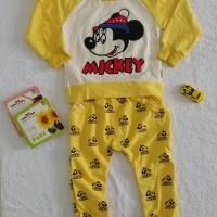 Baju Anak Sweater Mickey Kuning   Baju Anak Import