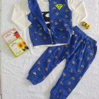 Baju Anak 3 in 1 Superman   Baju Anak Import