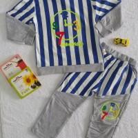 Baju Sweater Anak Clock   Baju Anak Import