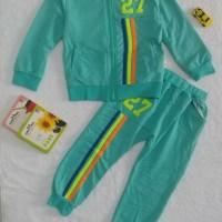Baju Anak Import Sport Blue   Baju Anak Import