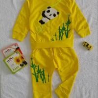 Baju Setelan Anak Panda   Baju Anak Import