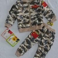 Baju Anak Jaket Celana Tentara Tebal   Baju Anak Import