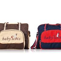 Tas Bayi Tas Diaper Bag Bayi Tas Bayi Besar Baby Scots Tas Travelling2
