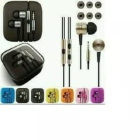 Earphone Xiaomi Headset Handsfree Piston 2