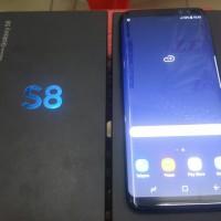 Samsung Galaxy S8 Ram 4/64 2nd dual sim resmi sein
