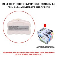 Fast Print Chip Resetter Brother MFC J3520