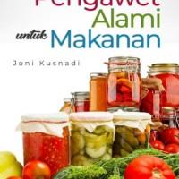Buku Pengawet Alami untuk Makanan