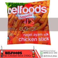 Belfoods Favorit Chicken Stick 250gr