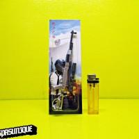 Gantungan Kunci PUBG - DMR/Carbine SKS 16cm